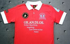 "La Martina ""taille de. DI. OS. Kampen Sylt"" Polo German Polo Masters taille M/L"