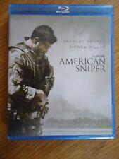 DVD + BLU-RAY  *AMERICAN SNIPER * Bradley COOPER MILLER Clint EASTWOOD guerre