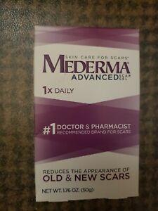 Mederma Advanced Scar Gel Skin Care for Scars 1.76 OZ Exp: 06/2021
