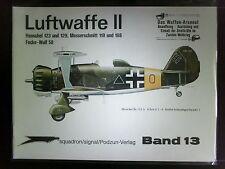 Waffen-Arsenal   Band 13    Luftwaffe II     in Schutzhülle