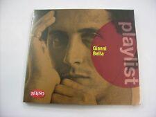 GIANNI BELLA - PLAYLIST - CD SIGILLATO 2016 - 15 TRACKS