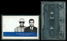 Imported PET SHOP BOYS Discography TAPE