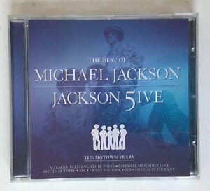 THE BEST OF MICHAEL JACKSON - CD - UK 1997 - MICHAEL JACKSON