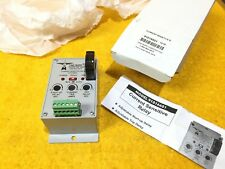 NEW    TIME MARK CORPORATION 91016601 CURRENT SENSITIVE RELAY