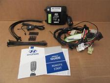 OEM 2010-2012 Hyundai Santa Fe Remote Start Engine Starter Security System Kit