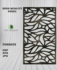 Dxf Cdr Of Plasma Laser And Router Cut Cnc Vector Panel Art 105