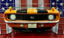 1969 Chevrolet Camaro SS Resin Wall Shelf, Orange