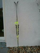 FISCHER RCS Sprint Crown Kinder Langlaufski 160 cm + NNN Bindung Langlauf Ski