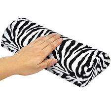 Nail Salon Manicura Pedicura Cojín Cebra Patrón handrest-por Trixes