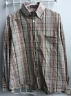 GANT Long Sleeve Check Shirt - M