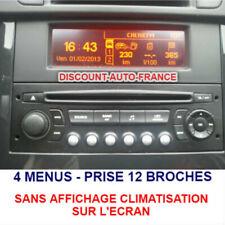Ecran afficheur multifonction fiat Peugeot 407 307 Citroen C5 livraison rapide