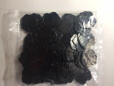 100 Black Laundry & Dryer Tockens (Coin Toke)