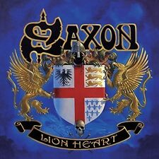 Saxon - Lionheart [New Vinyl] Colored Vinyl, UK - Import