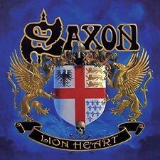 Saxon - Lionheart [New Vinyl] Colored Vinyl, UK - Import