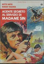 Agente segreto al servizio di Madame Sin (1972) DVD