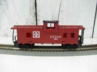 Vintage Tyco HO Scale ATSF Santa Fe Caboose 7240