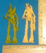 2X LOTR Prototype Test Shot Lord of the Rings Treebeard 5 Inches No Copy Rights
