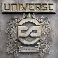 UNIVERSE INFINITY - ROCK IS ALIVE   CD NEU