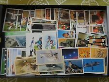 Various  Cigarette Cards And Tea Cards      54 cards