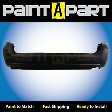 2004 2005 2006 2007 Toyota Sienna (W/O Sensors) Rear Bumper (TO1100229) Painted