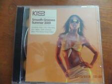 Various Artists - Kiss Smooth Grooves Summer 2001 (2001)