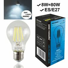 1/3/5/8/10-PACK LED FILAMENT-WARM/DAY/AMBER-GLS/CANDLE/GOLF-Light Bulbs Lamps