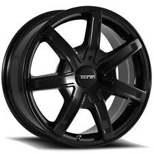"Touren TR65 17x7.5 6x135/6x5.5"" +20mm Black Wheel Rim 17"" Inch"