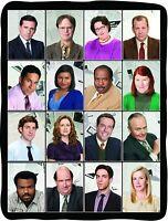 The Office Flannel Fleece Blanket