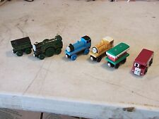 LOT Thomas the Train, EDWARD EMILY'S TENDER BERTIE EMILY BILL WINTER CABOOSE