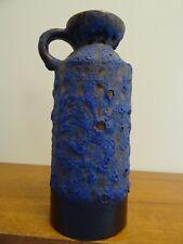 Ruscha Vase Keramik Keramikvase fat lava Kurt Tschörner 60er 70er vintage design