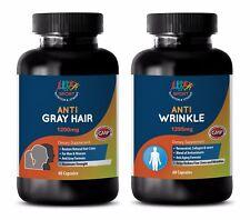 immune booster vitamins for women - GRAY HAIR - ANTI WRINKLE COMBO 2B - Resverat