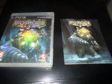 BIOSHOCK 2 Playstation 3 PS3 COMPLET DE SA NOTICE