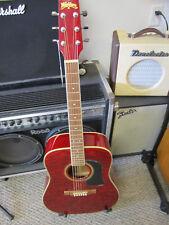 Washburn D10QR Custom Acoustic