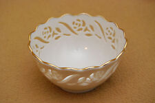 "Gorgeous 4"" Lenox Bowl Made in USA"