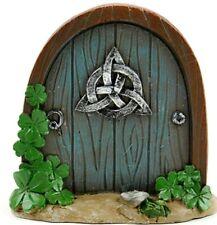 Celtic Fairy Garden Door Mi 55804 Miniature Fairy Garden