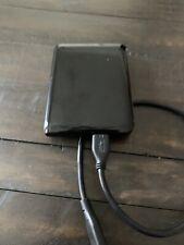 WD 500GB Portable External Hard Drive Storage USB Black
