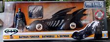1995 Batmobile mit Batman Forever 1:24 Jada 98036 neu 2018 neu