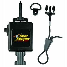 "Gear Keeper RT3-4112 42"" Heavy Duty Retractable CB Radio Microphone Hanger BLACK"
