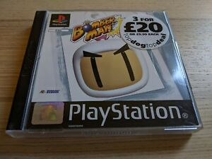 Bomberman game for original Sony Playstation 1 - never used in sealed case!