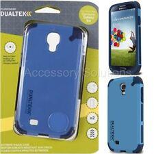 PureGear Samsung Galaxy S4 Dualtek Extreme Impact Rugged Case Cover Indigo Blue