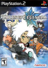Tales of Legendia PS2 New Playstation 2