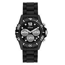s.Oliver Armbanduhren mit Datumsanzeige für Erwachsene und Damen