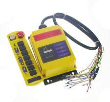 2 Speed Control Hoist Crane Remote industrial Controller 6 voltage construction