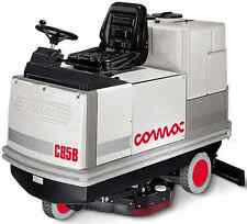 1 Week Hire of Industrial Ride-on Battery Floor Scrubber Drier - Comac C85B