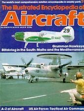 IEA 31 USN GRUMMAN E-2 HAWKEYE VAW AEW HUMMER EARLY WARNING / WW2 MALTA & MED