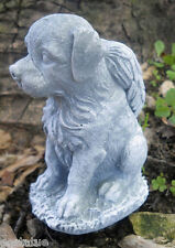Latex w/Plastic backup dog angel Mold For Plaster and Concrete