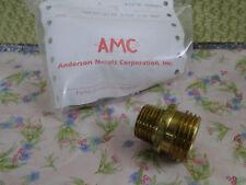 Garden Hose, Brass adapter, 1/2 Nptm x 3/4 M Ght,