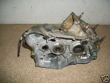 1990 YAMAHA YZ125 YZ 125 CENTER CASES CRANKCASE ASSY