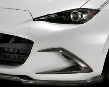Front Bumper Duct Covers Carbon Fibre - Mazda MX-5 ND