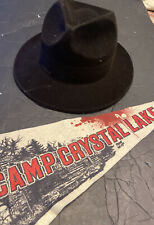 RARE ORIGINAL SEABISCUIT MOVIE '30's PROP HAT(LEXINGTON KY)~FRIDAY 13TH PENNANT